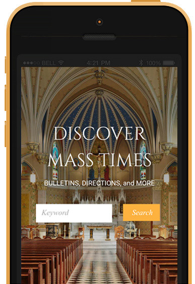 Discover Mass on the go!